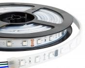 SWDC series Dream-Color Flexible RGB LED Strip - 12 Volt DC