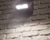 Slim Full Cutoff LED Wall Pack - Aimable - 55W (320W MH Equivalent) - 4000K - 6,300 Lumens