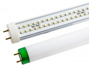 LED T8 Tube Compared To Fluorescent Tube