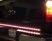 LED Tailgate Light Bar - 4-Pin Connector