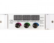 Three Color RGB Digital LED Dimmer: Front View of LED Dimmer