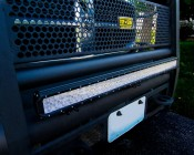 "36"" Heavy Duty Off Road LED Light Bar - 234W: Customer Installed on Truck"