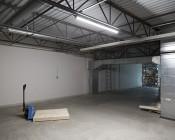 80W Linkable Linear LED Strip Light Fixture - Industrial LED Light - 5' Long - 7,600 Lumens: Illuminating Work Space
