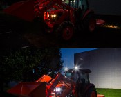 LED Headlight Kit - H4 LED Headlight Bulbs Conversion Kit with Flexible Tinned Copper Braid: Stock vs LED Replacements