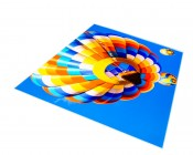 Skylens™ Fluorescent Light Diffuser - Balloon 2 Decorative Light Cover - 2' x 2'