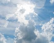 Skylens® Fluorescent Light Diffuser - Sun Beams Decorative Light Cover - 2' x 4'