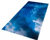 Replacement Diffuser for Dimmable Even-Glow® LED Panel Lights - Summer Sky LUXART® Print - 2' x 4'