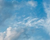 Skylens® Fluorescent Light Diffuser - Summer Sky Decorative Light Cover - 2' x 4'
