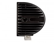 "18"" Dual Row Heavy Duty Off Road Amber LED Light Bar - 45W : Profile View"