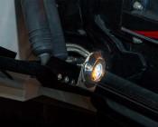 Mounting Bracket for 60W Single Lens LED Underwater Boat Lights or Pond/Pool Lights