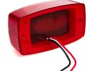 UTL-R18 - UTL series Universal LED Rectangular Trailer Light