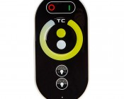 Variable Color Temperature LED Controller - Wireless RF Touch Color Remote - 6 Amps/Channel