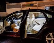 921 LED Bulb - 9 SMD LED Wedge Base Tower: Installed In 2013 VW Passat