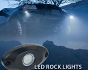 Waterproof Off Road LED Rock Light Kit - 8 LED Rock Lights