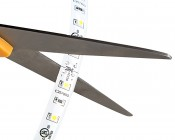 Custom Length LED Waterproof Flexible Light Strip: Cut Strip At Scissor Mark