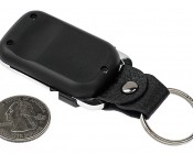 Wireless Remote Key Fob for Model RCS-RF: Back View