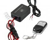 Wireless Remote Control Switch with Key Fob