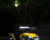 "LED Work Light - 5.5"" Round - 45W - 3,825 Lumens"