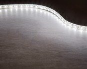 Outdoor LED Light Strips - Weatherproof LED Tape Light with 18 SMDs/ft. - 3 Chip SMD LED 5050: Turned On Showing All Available Colors