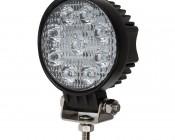 "LED Light Pod - 4"" Round LED Work Light - 22W - 1,600 Lumens"