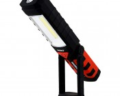 Workbrite 2 LED Work Light - NEBO Flashlight: Able To Tilt Back & Front