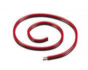 18 Gauge Wire - Two Conductor Power Wire: Wire Only
