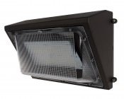 LED Wall Pack - 60W (320W MH Equivalent) - 4000K - 7,300 Lumens - Junction Box or Conduit Install