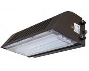 Photocontrol Full Cutoff LED Wall Pack - 70W (400W MH Equivalent) - 5000K/4000K - 8,000 Lumens