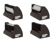 Single-Head Rotatable LED Wall Pack - 40W (250W MH Equivalent) - 4000K - 4,800 Lumens: Showing Rotatable Options
