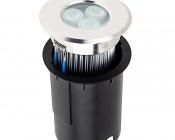RGB LED In-Ground Well Light - 6 Watt