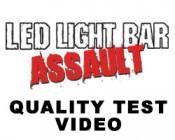 9 Quot Off Road Led Light Bar 54w 3 780 Lumens Led Light Bars For Trucks Super Bright Leds