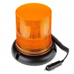 6.7in LED Strobe Light Beacon with 15 LEDs - Magnetic Base