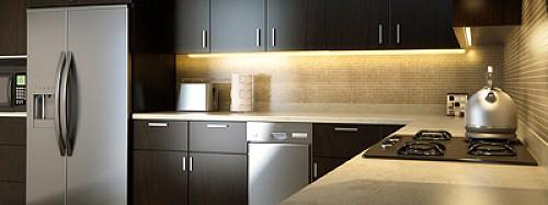 appliance led lighting - Bright Kitchen Lighting