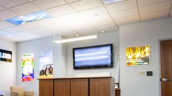Custom LED Backlit Signs and Panel Lights