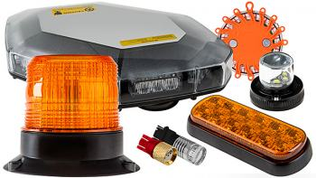 Emergency Vehicle & Strobe LED Lights