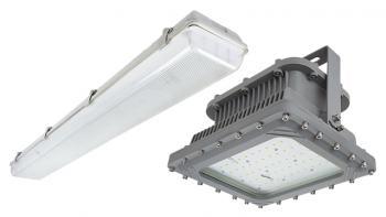 Hazardous Location and Vapor Proof Light Fixtures