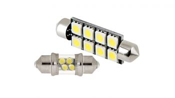Festoon Base LED Bulbs