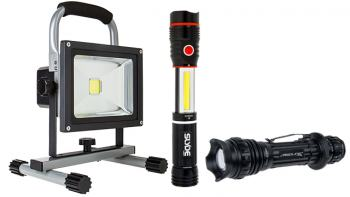 LED Flashlights & Flashlight Bulbs