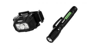 Certified Instrinsically Safe Flashlights