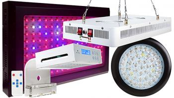 LED Grow Lights and Aquarium Lighting