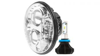 LED Headlights for Tractors