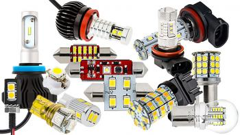 LED Car Light Bulbs