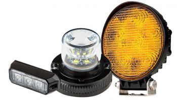 LED Strobe Light Fixtures