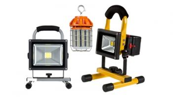 Portable LED Work Lights