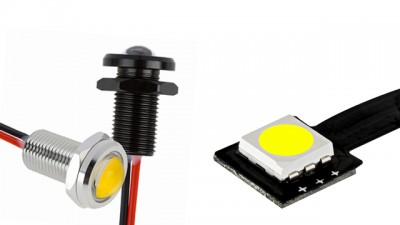 Shop for LED Bolts and Pre Wired LEDs
