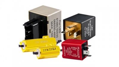 Shop for Flashers & Load Resistors