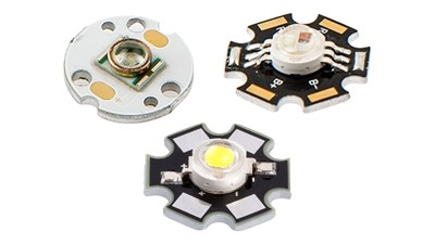 Shop for High Powered LEDs and COB LEDs