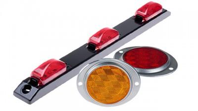 Shop for LED ID Bars & Reflectors