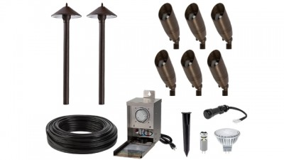 Shop for LED Landscape Lighting Kits