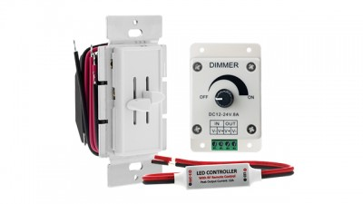 Shop for Single Color LED Dimmer Switches